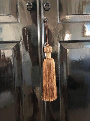Deurkwast bruin