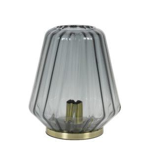 lamp brons tafel