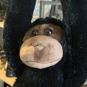 aap decoratie knuffel